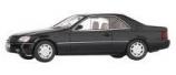 Mercedes CL-Class C140