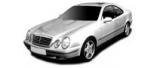 Mercedes CLK-Class C208