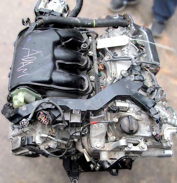 фото двигателя 2GR-FE