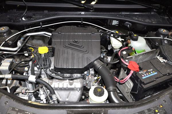 фото двигателя K7M
