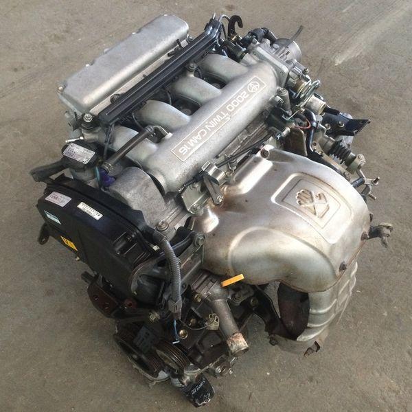 фото двигателя Toyota 3S-FE