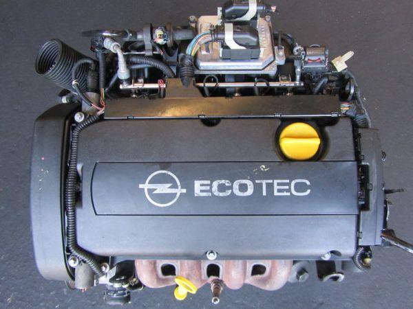 фото двигателя Z18XER