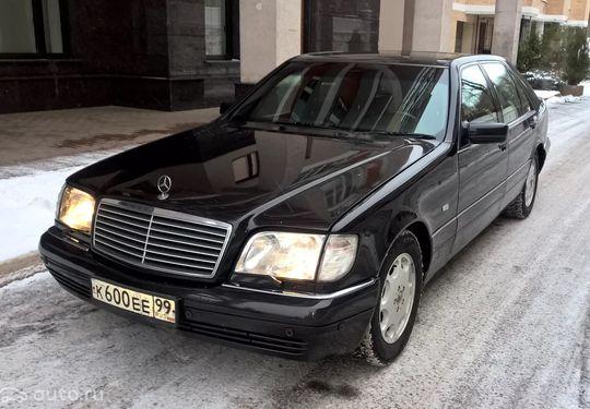 Мерседес W140 (Кабан): фото, цена, видео, технические ...