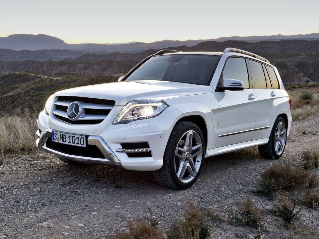 Mercedes glk350 price