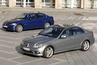 что лучше Bmw 3 или Mercedes C Pro Mb