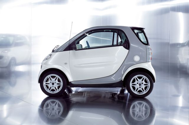 smart fortwo city coupe фото