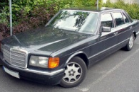 1980-е годы - Развитие марки Mercedes-Benz