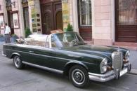 Плавники - Развитие марки Mercedes-Benz