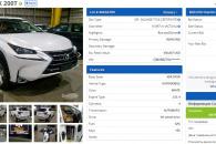 Интернет-аукционы американских автомобилей