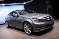 Новости Женева 2011: Mercedes-Benz C-class Coupe
