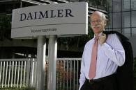 Mercedes - Benz Daimler AG остается на третьем месте в США