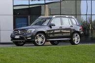 Тест Mercedes GLK