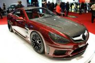 """Продукт """"люксового"""" тюнинга - Mercedes SL 65 AMG Carlsson Royale Super GT"""