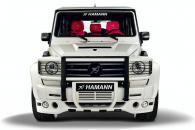 Mercedes G Hamann: серьезная машина для бескомпромиссных мужчин