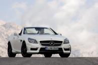 Mercedes SLK 55 AMG
