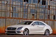 Новый Mercedes CLS 2011 скоро увидит мир