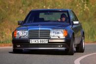 Тест-драйв Mercedes W124
