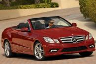 Mercedes-Benz E - класс / E350 / E550 Cabriolet - первый Тест-драйв