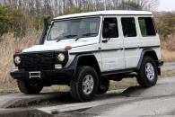 Mercedes G-Class (Мерседес Гелендваген)