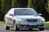 Мерседес S класс W220