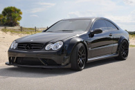 Mercedes CLK63 Black Series RENNtech