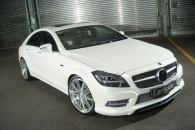 Новый уровень красоты. Mercedes CLS 2011 от ателье Carlsson