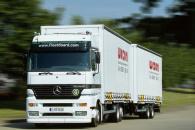 Mercedes Actros 2540 и Actros 2541