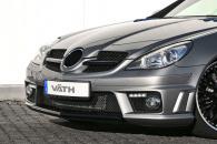 Mercedes SLK – тюнинг творит чудеса