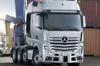 Сравнение грузовиков Mercedes Actros 2017 и 2016