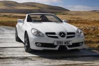 Родстер Mercedes SLK 230 – спорт и престиж по доступной цене
