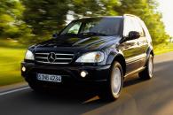 Сравнение Mercedes ML 300 и Mercedes ML 400