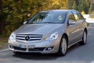 """Mercedes R500 – лайнер класса """"люкс"""""""