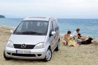 Однообъёмный минивэн Mercedes Vaneo