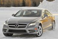 Mercedes Benz CLS 500 и Mercedes Benz CLS 550 - два лица одной марки