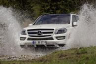 Mercedes GL 500 (Мерседес GL 500) и Mercedes G 500 (Мерседес G 500)