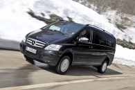 Сравнение Mercedes Viano и Volkswagen Multivan