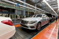 «Daimler» начал переговоры о сборке «Мерседес Бенс» S-класса в Набережных Челнах
